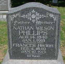 Frances Drusilla Fannie <i>Smith</i> Phillips