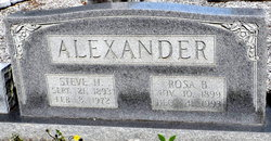 Rosa <i>Byrum</i> Alexander