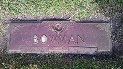 Albert L Bowman
