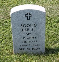 Soong Lee, Sr