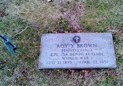 Roy Y Brown