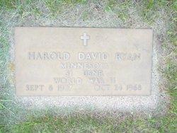 Harold David Ryan