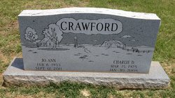 Jo Ann <i>Marley</i> Crawford