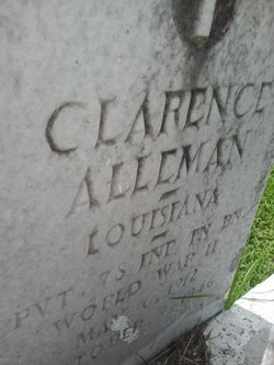 Clarence Alleman