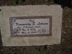 Kimmerly Suzanne Kim Lehman