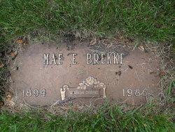 Mary Mae <i>Danielson</i> Brekke