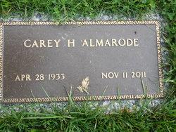 Carey <i>Harvey</i> Almarode