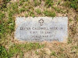 Lester Caldwell Meek