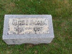 Ollie F Jacobs