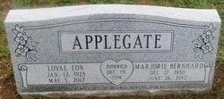 Loyal Lon Applegate