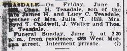 Charles H. Teasdale