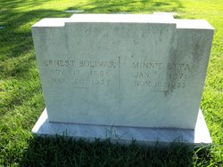Ernest Bolivar O'Brien