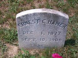 Ernest C Hamer