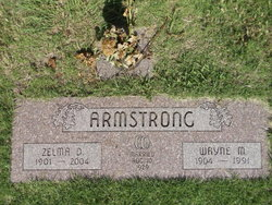 Zelma D. <i>Taylor</i> Armstrong