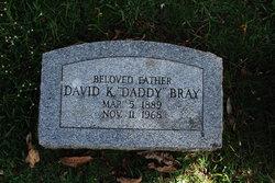 David Kaonohiokala Daddy Bray