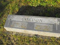 William A Gordon