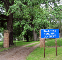 Dale - Rice Cemetery