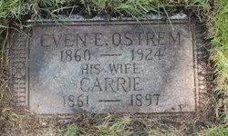 Carrie <i>Halvorson</i> Ostrem