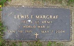 Lewis F Margraf
