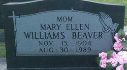 Mary Ellen <i>Fitzgerald</i> Beaver