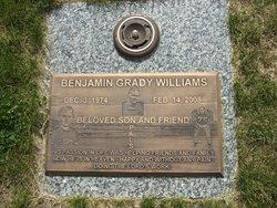 Benjamin Grady Williams
