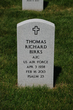 Thomas Richard Birks