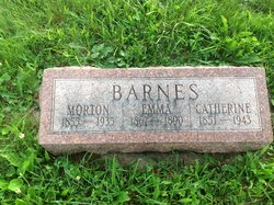 Catherine Melissa <i>Rogers</i> Barnes