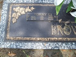Tommy Lester Brown