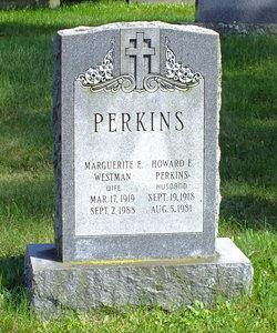 Marguerite Mary Elsie <i>Westman</i> Perkins