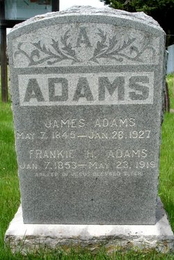 Frankie H Adams