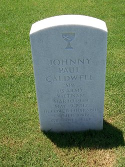 Johnny Paul Caldwell