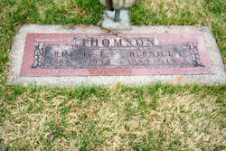 Bernice L. <i>Wakefield</i> Thomson