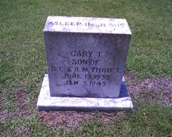 Gary T Thrift