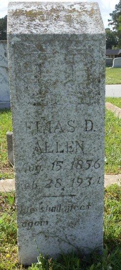 Elias D. Allen