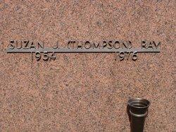 Suzan J <i>Thompson</i> Ray
