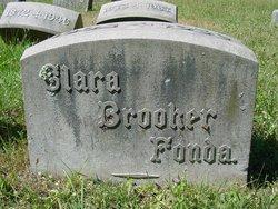 Clara <i>Brooker</i> Fonda