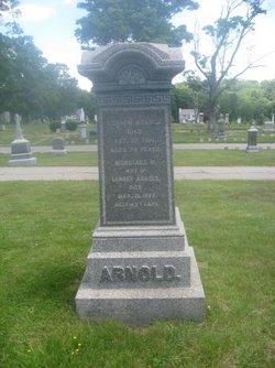 Morgiana Maria <i>Sawyer</i> Arnold