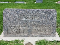 Mary J. <i>Philips</i> Bane