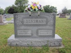 Appolonia E <i>Mader</i> Bensman