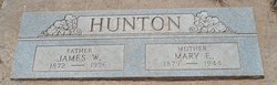 James W Hunton