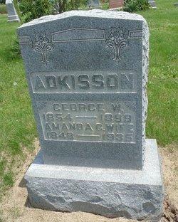 Amanda Catherine Mandy <i>McLain</i> Adkisson