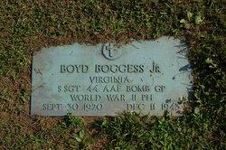 Boyd Boggess, Jr