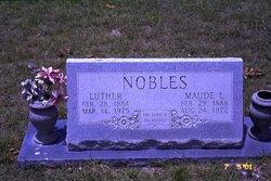 Maude Lavesta <i>Lockhart</i> Nobles