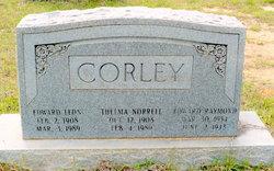 Edward <i>Leon</i> Corley