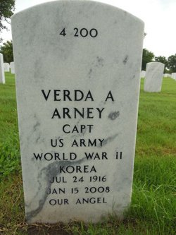 Verda Marie Angel <i>Angel</i> Arney