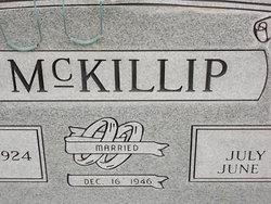 J E McKillip