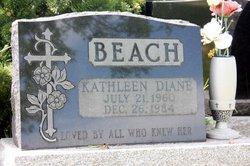 Kathleen Diane Beach