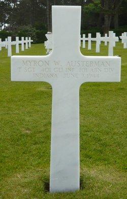 TSgt Myron W Austerman