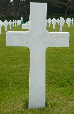 Tec4 Thomas Jefferson Chappelear, Jr