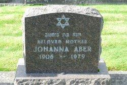 Johanna Aber